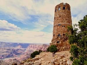 Desert View Watchtower.