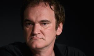"Quentin Tarantino: 'Drop the mic. Boom. Tell everybody, ""Match that shit"".'"