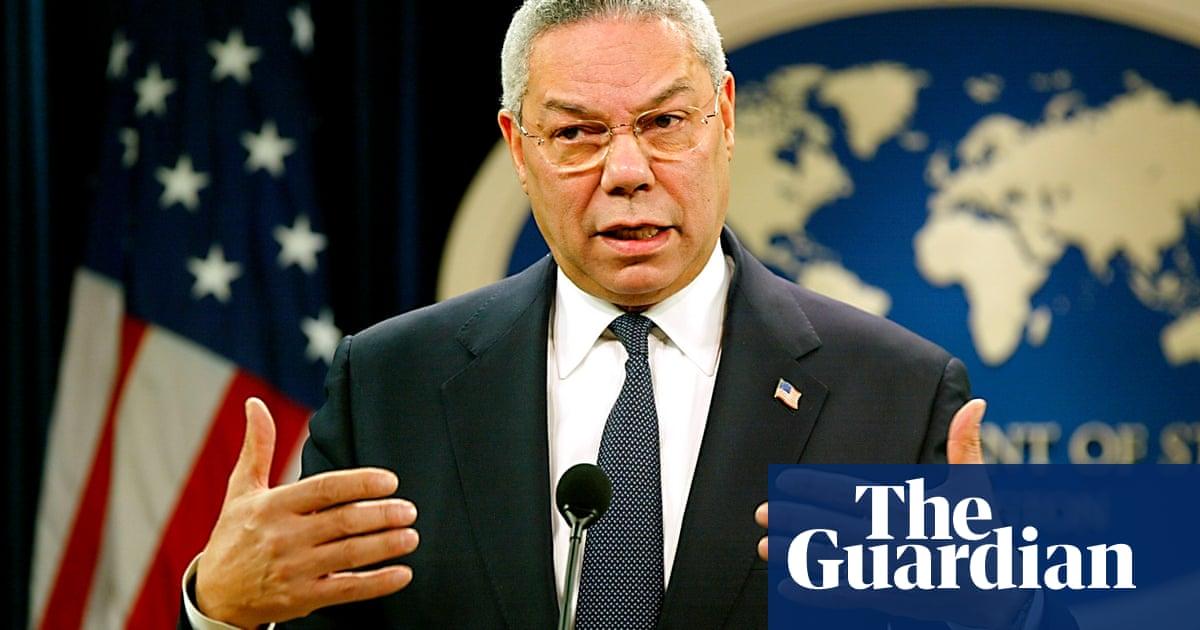 Colin Powell obituary