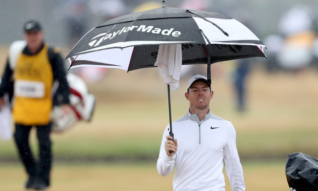 British Open live updates on rainy day at Carnoustie (golf.com)