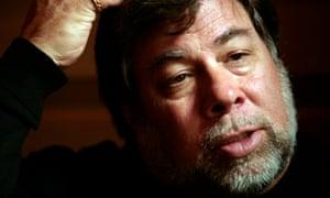 Steve Wozniak, one of the co-founders of Apple
