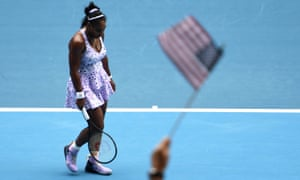 Australian Open 2020 Serena Crashes Out Barty And Djokovic Advance As It Happened Sport The Guardian