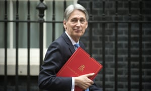Philip Hammond will try to ensure his budget bill passes its second reading in the House of Commons.