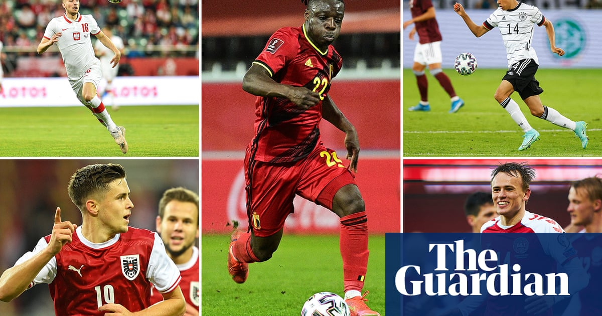 The best young player in every squad at Euro 2020