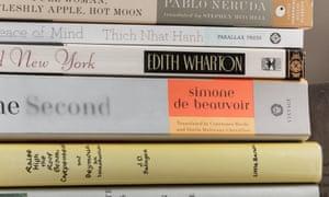"""""""Second"""" by Simone de Beauvoir."""