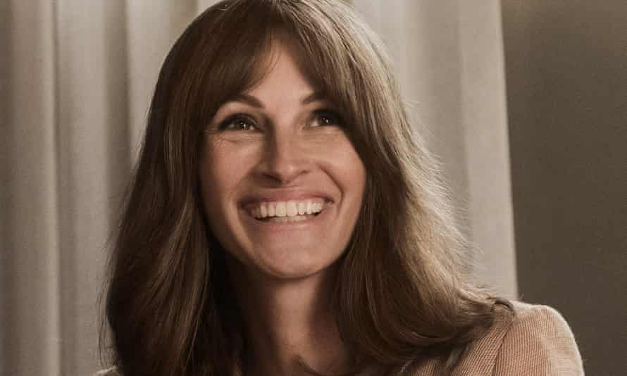 Julia Roberts in Homecoming, an Amazon series based on the podcast of the same name.