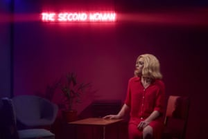 Nat Randall in The Second Woman at Dark Mofo