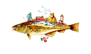 Atlantic cod is in critical condition.