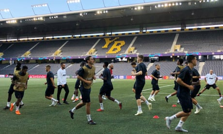 Young Boys' artificial pitch a distraction as United prepare to get campaign moving
