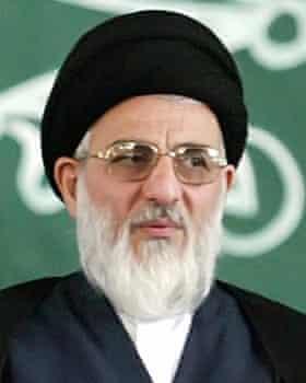 Hashemi Shahroudi.