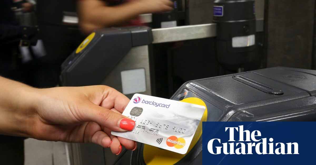 Contactless payments mean card fraud now happens after