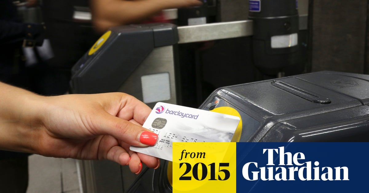 Contactless card fraud is too easy, says Which? | Money | The Guardian