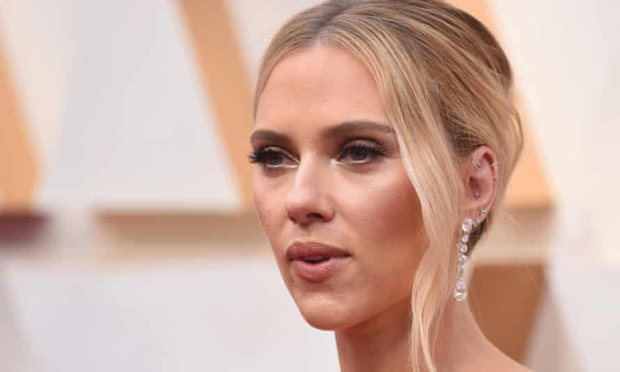 'I have a different, more evolved understanding of myself' … Scarlett Johansson.