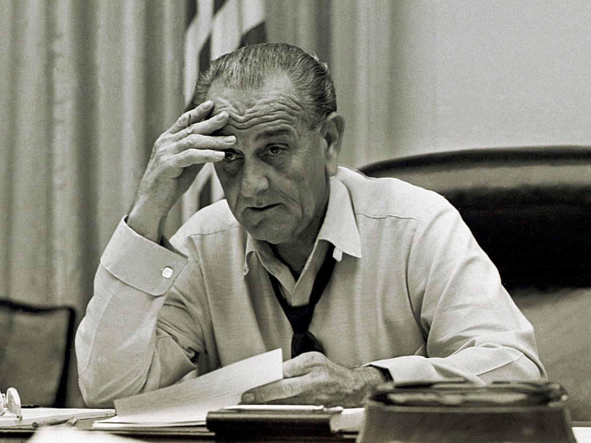 Why Lyndon Johnson, a truly awful man, is my political hero | Jack  Bernhardt | Opinion | The Guardian