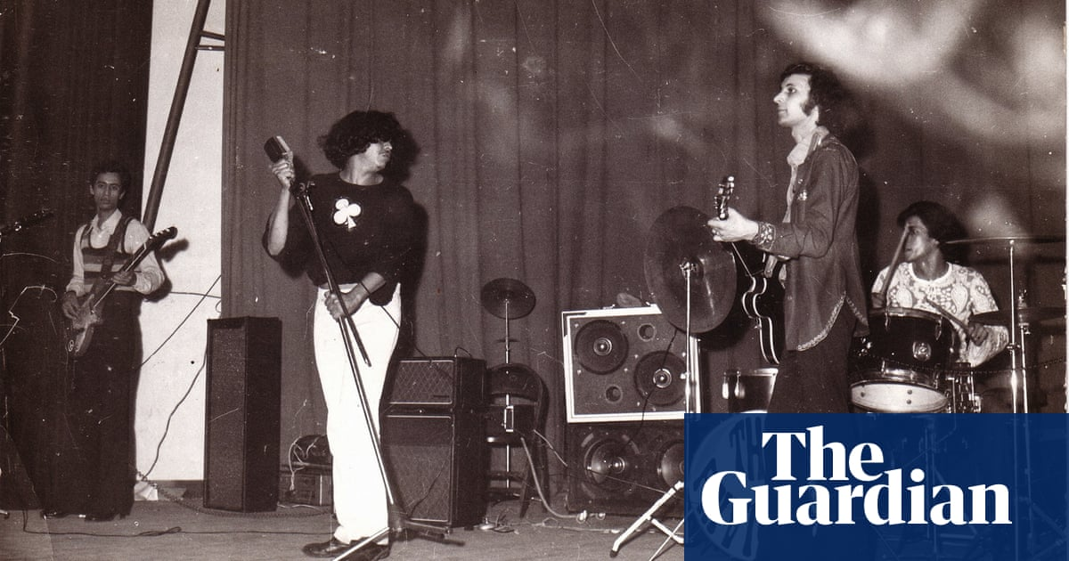 'Right now I'm into Libyan reggae': the music label delving into the Arab worlds back catalogue