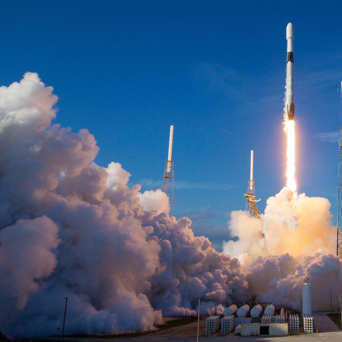 Elon Musk S Spacex Clears First Hurdle To Australian Broadband Market National Broadband Network Nbn The Guardian