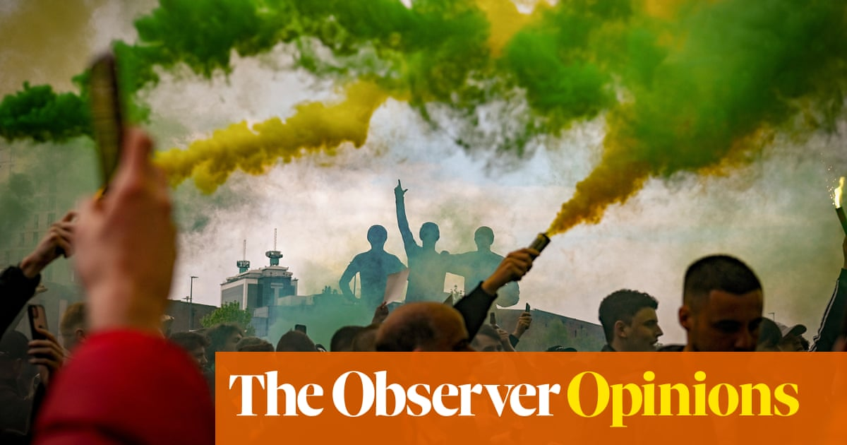 There are no easy answers to how football tackles its billionaire owners | Jonathan Wilson