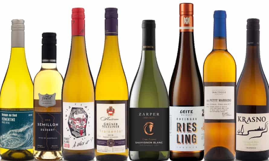 white under £10 OFM Xmas wines 2019