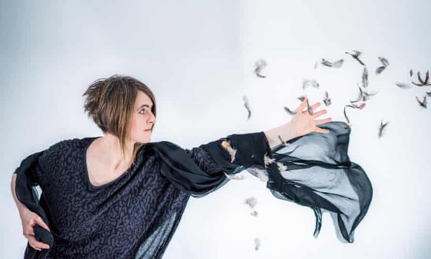 Karine Polwart: compassion runs through her songs.