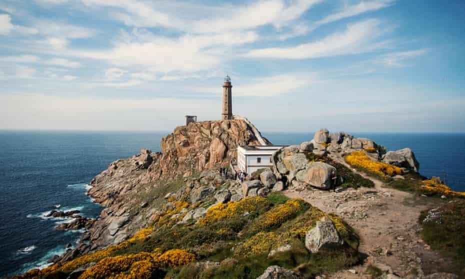 Cabo Vilán lighthouse Galicia