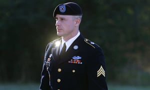 Bowe Bergdahl's lawyers argue Trump's comments violate their client's due-process rights and that the case should be dismissed. His trial is scheduled for April.