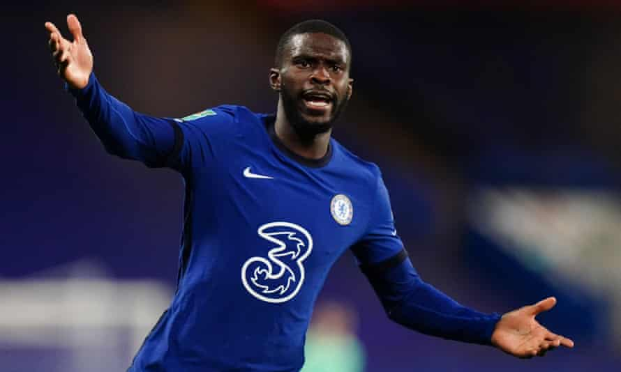 Fikayo Tomori is fifth-choice centre-back at Chelsea and has grown restless in recent months.