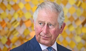 The Prince of Wales visiting Accra, Ghana, in 2018, where he apologised for the British Empire's slave trade. Campaigner Oku Ekpenyon has suggested he needs to make this speech to a British audience.