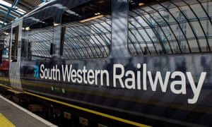 As well as South Western Railway, the RMT union is Southern, Merseyrail, Greater Anglia and Arriva Rail North over trains without guards.