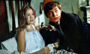 Amazingly vivid … The Family Way, starring Hayley Mills and Hywel Bennett.