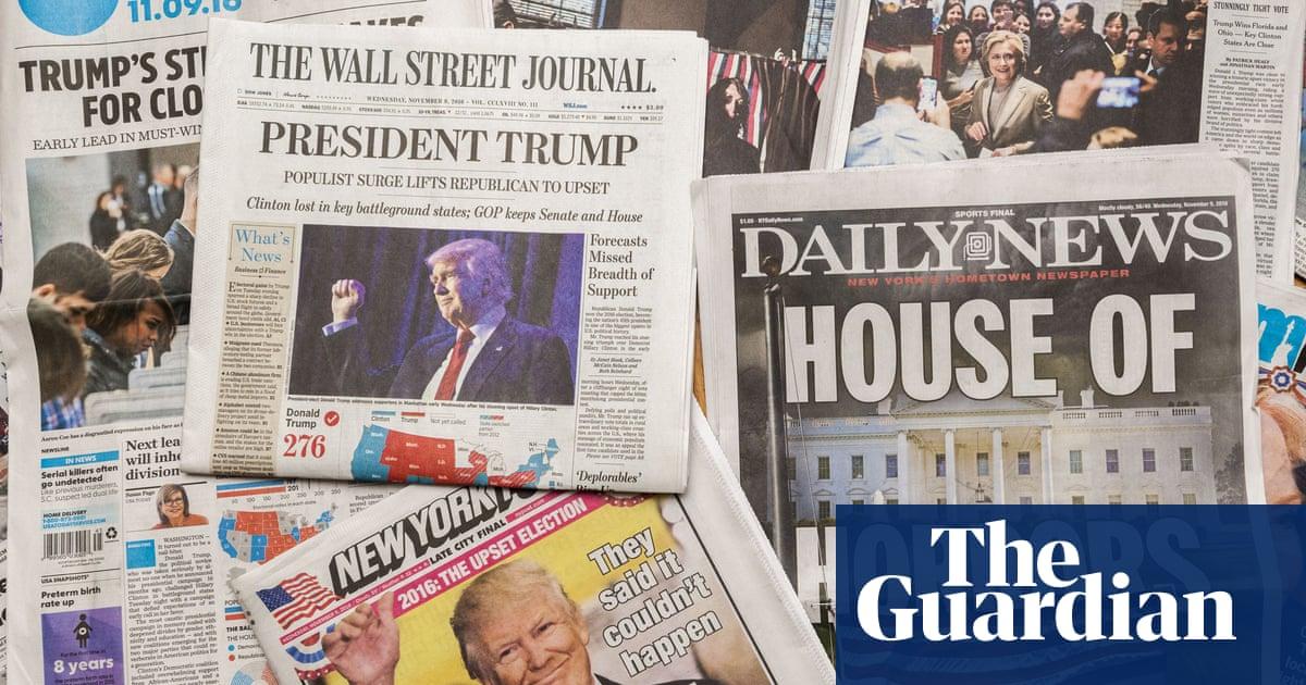 The Wall Street Journal's Trump problem | Media | The Guardian