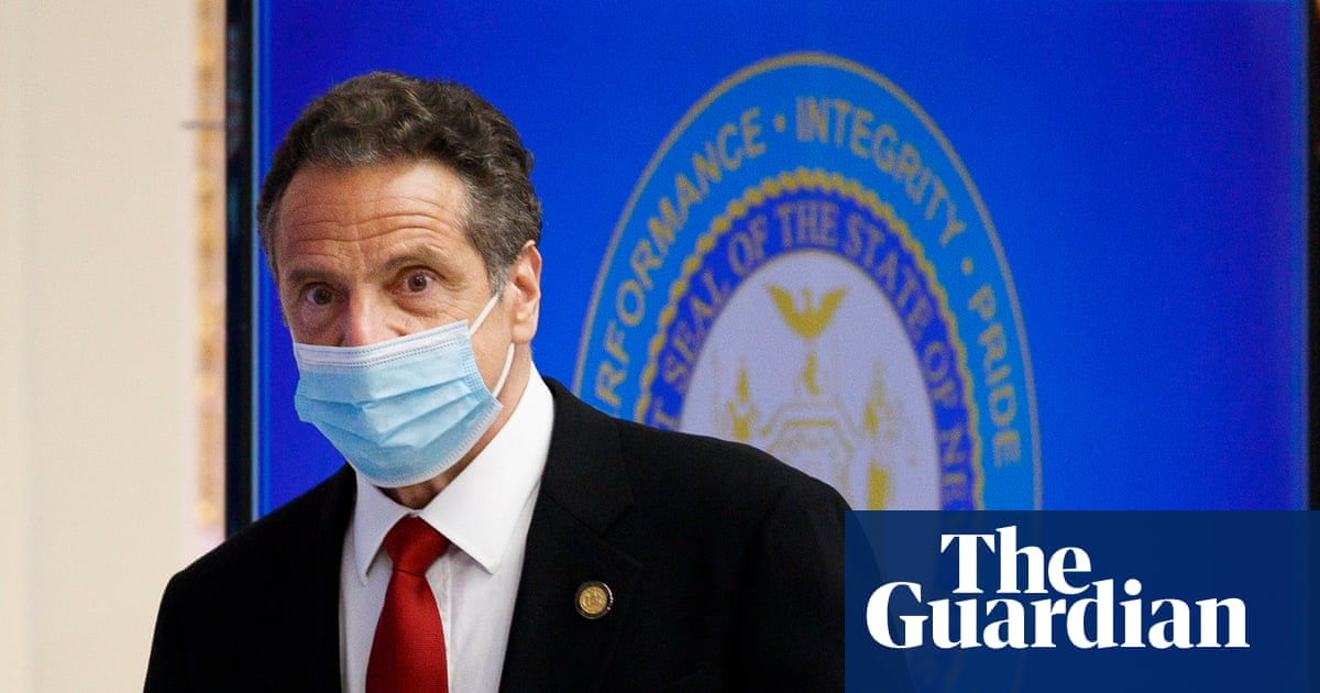 Andrew Cuomo gave immunity to nursing home execs after big campaign donations | US news | The Guardian