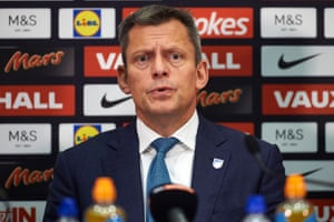 FA chief executive Martin Glenn says he doubts that there has been a cover-up of child abuse within British football.