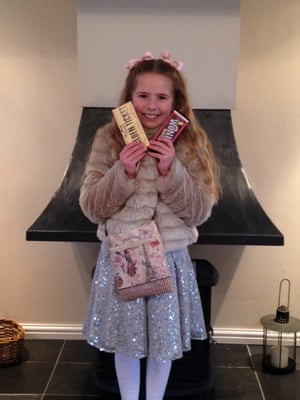 Winning costumes for world book day
