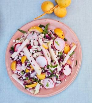Fast pickled vegetable salad