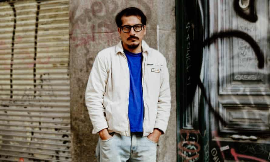 Carlos Dávalos grew up in Lima