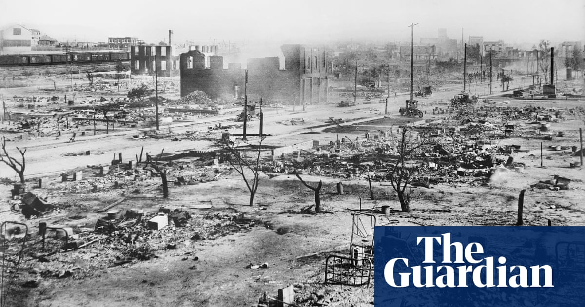 'They didn't talk about it': how a historian helped Tulsa confront the horror of its past