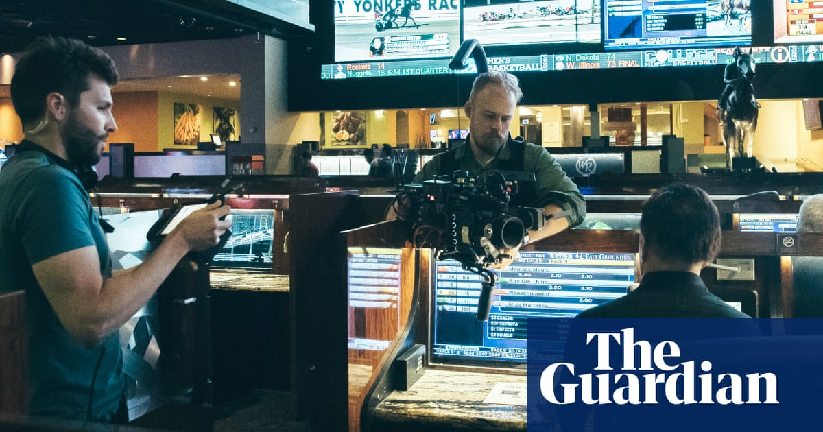'We're not allowed to talk about it': inside the world of US sports betting