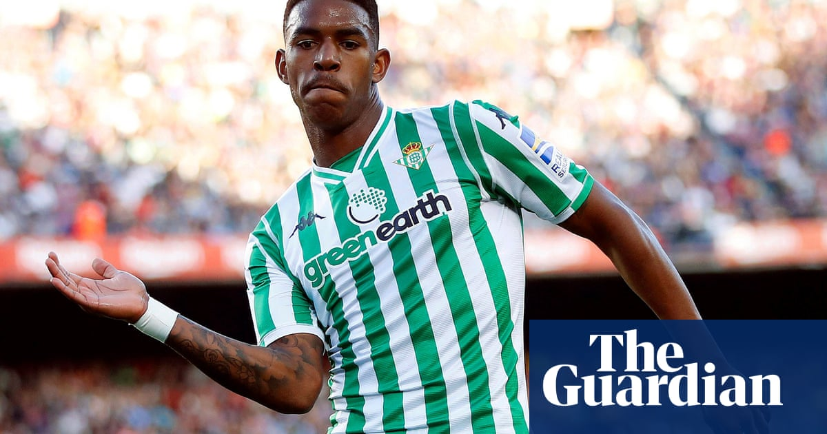Real Betis s Barcelona tribute act is even better than the real thing bc33e7afe