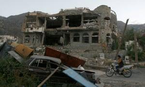 Taiz has been one of the worst-hit cities in Yemen's conflict.