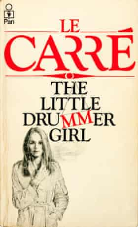 Cover of John le Carré's The Little Drummer Girl, 1983