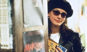 Julia Roberts in Notting Hill.