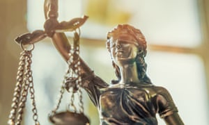A legal system in the balance