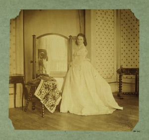 Clementina Maude, 5 Princes Gardens; Photographic Study' about 1862-1863