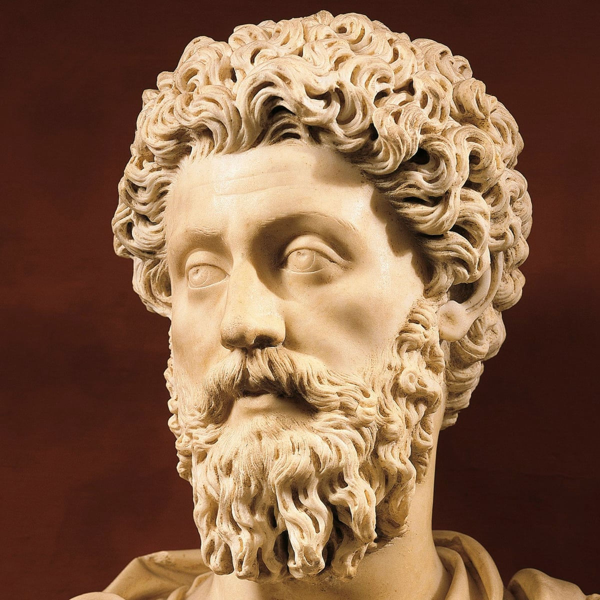 Stoicism in a time of pandemic: how Marcus Aurelius can help | Classics |  The Guardian