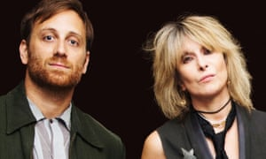 Dan Auerbach and the Pretenders' Chrissie Hynde