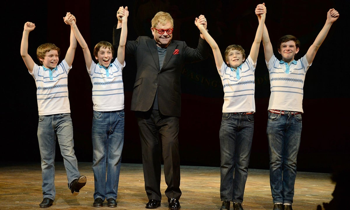 West End Auto >> Billy Elliot the Musical review – seeing quadruple in West ...