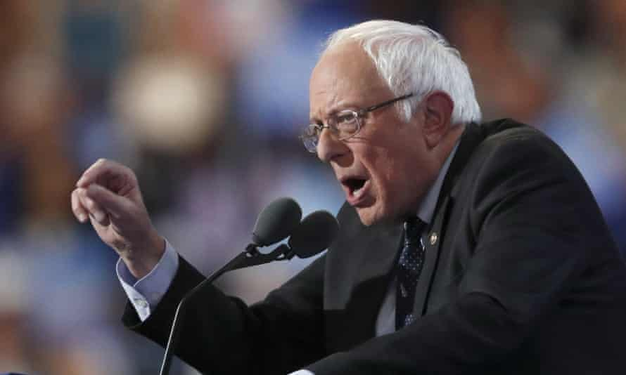 Bernie Sanders launched Our Revolution but key staff have quit over its leadership and fundraising structure.