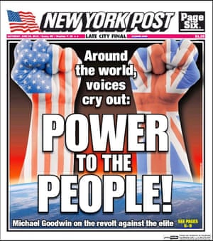 New York Post 25/06/2016