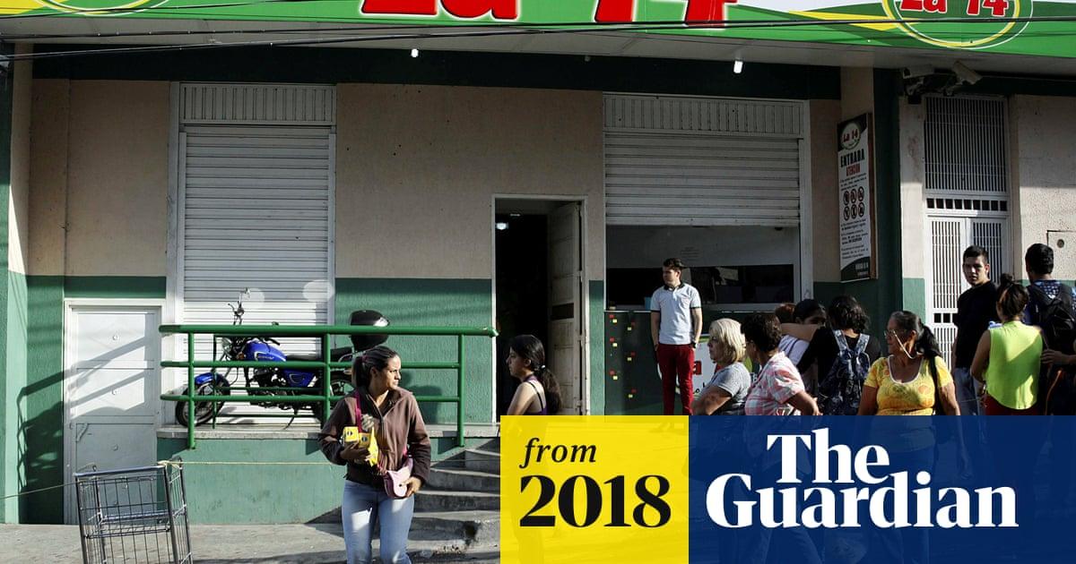 We Loot Or We Die Of Hunger Food Shortages Fuel Unrest In