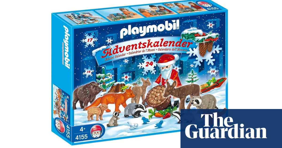 Calendrier Avent Duplo.Top Five Toy Advent Calendars In Pictures Life And